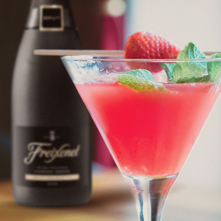 Cocktail Freixenet