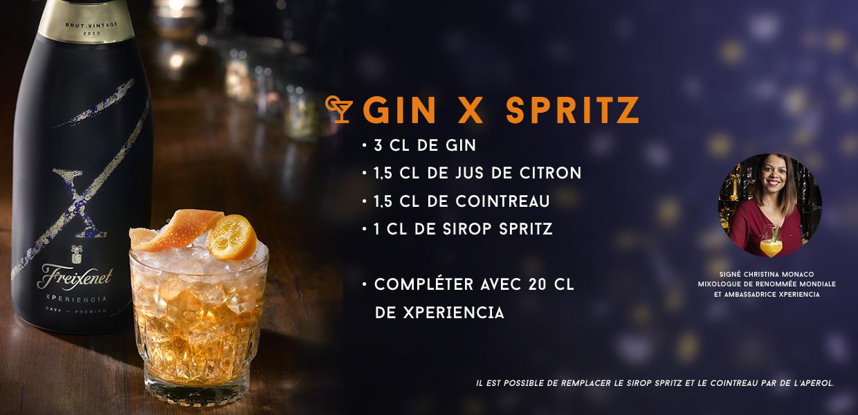GIN X SPRITZ