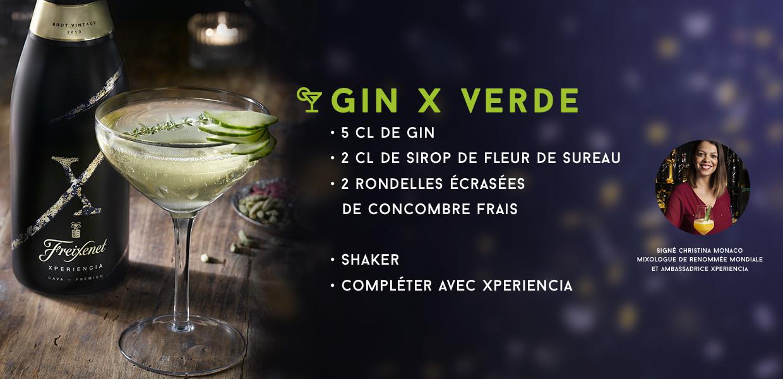 GIN X VERDE